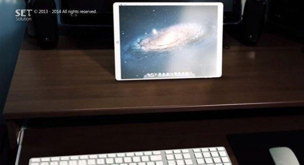 Apple готовит к выпуску iPad Pro с OS X