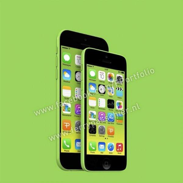На выставке в Гонконге был показан макет iPhone 6c?