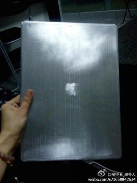 Как выглядит 13-дюймовый iPad Pro