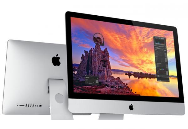Бюджетный iMac на 40% медленней обычного по данным теста Geekbench