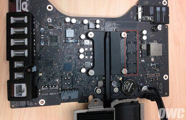 В новом iMac нельзя увеличить объем оперативной памяти
