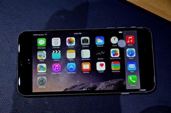 "Много ""живых"" фотографий и видео iPhone 6 и iPhone 6 Plus"