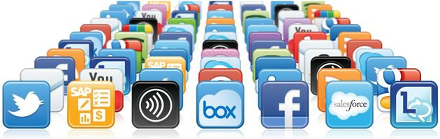 Удаление приложений из iPhone