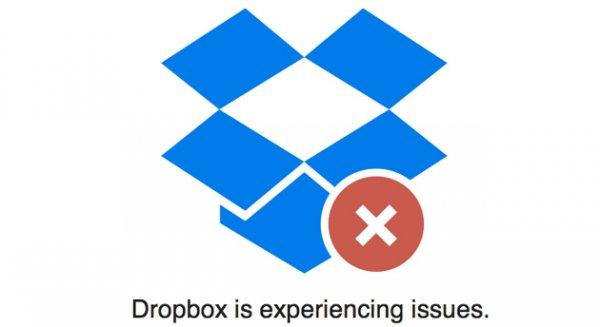 Ошибка в Dropbox привела к удалению файлов пользователей