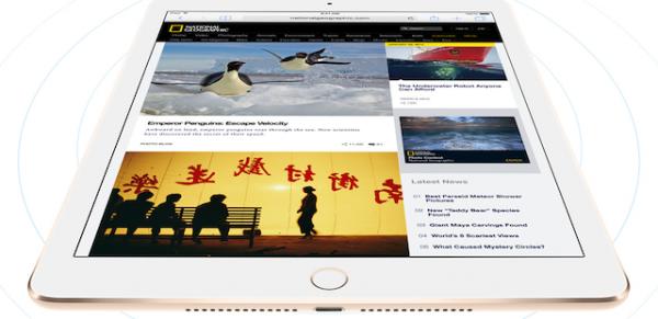 Apple Event. iPad Air 2 и iPad mini 3