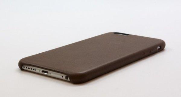 Apple отзывает кожаные чехлы для iPhone 6/6 Plus