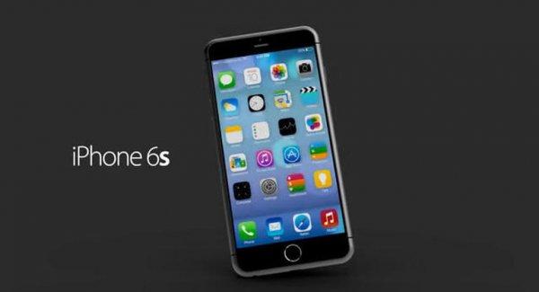 Весной 2015-го Apple выпустит iPhone 6s?