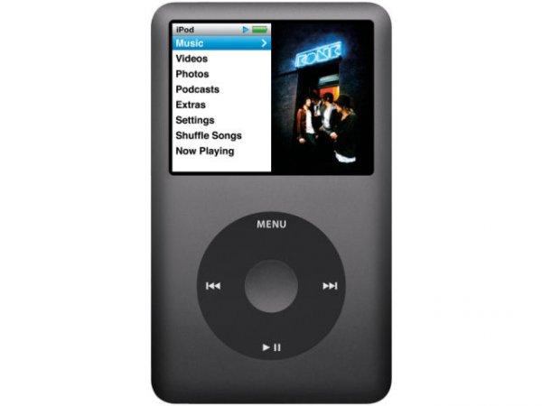 Стоимость iPod Classic на интернет-аукционах подскочила до $1000