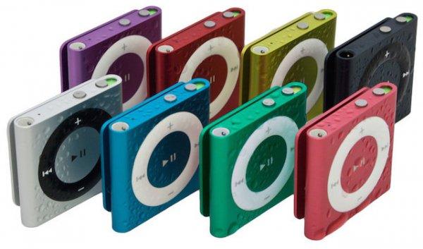 Apple прекращает выпуск iPod shuffle?