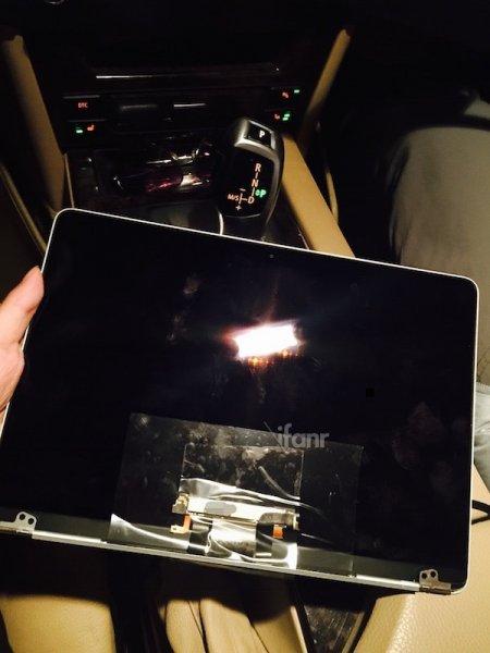 Опубликованы шпионские фотографии 12-дюймового MacBook Air