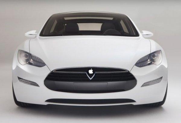 Автомобиль Apple может стать реальностью