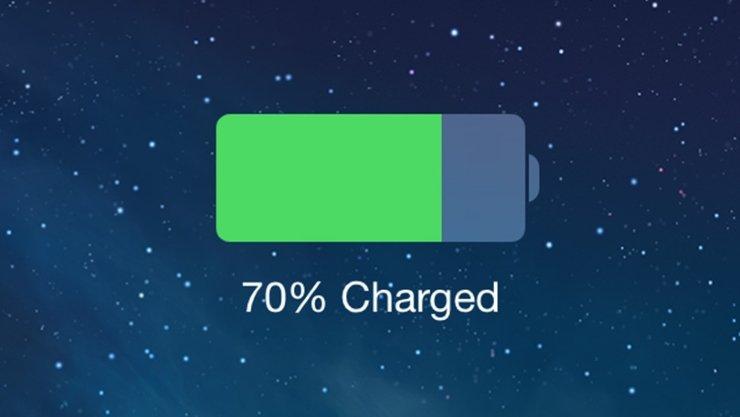Как продлить время работы iPhone от одного заряда батареи