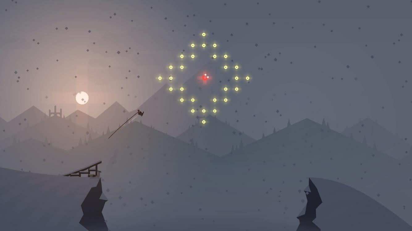 Мини-игры в Alto's Adventures