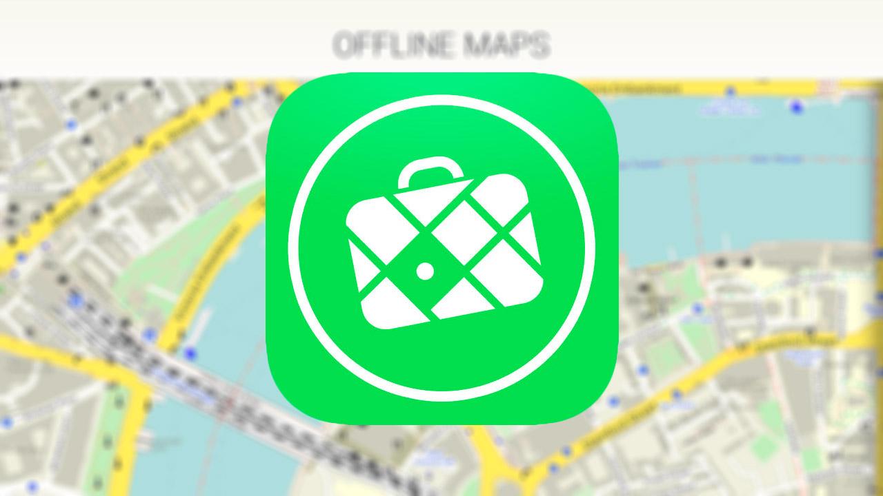 Maps.me — весь мир на экране iPhone и iPad в оффлайн-режиме