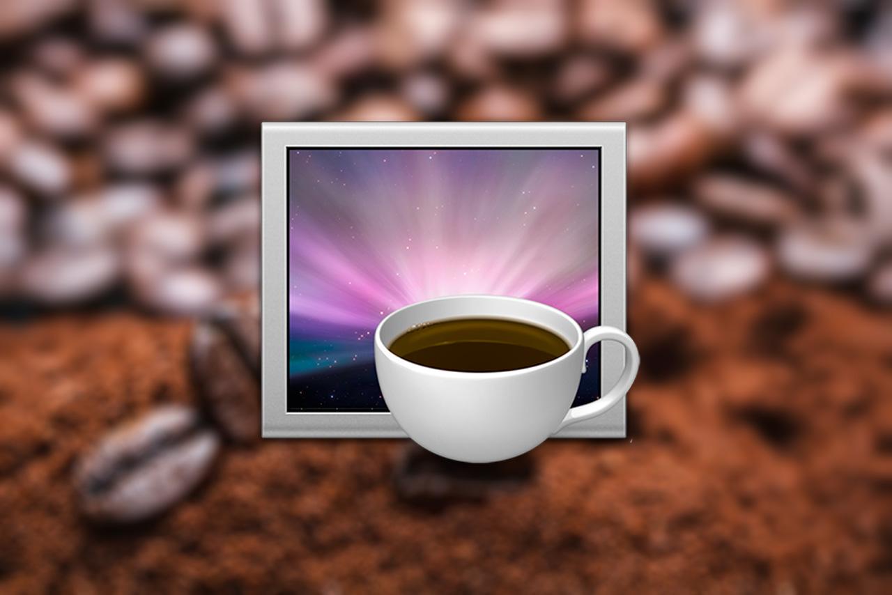 Заголовок Caffeine