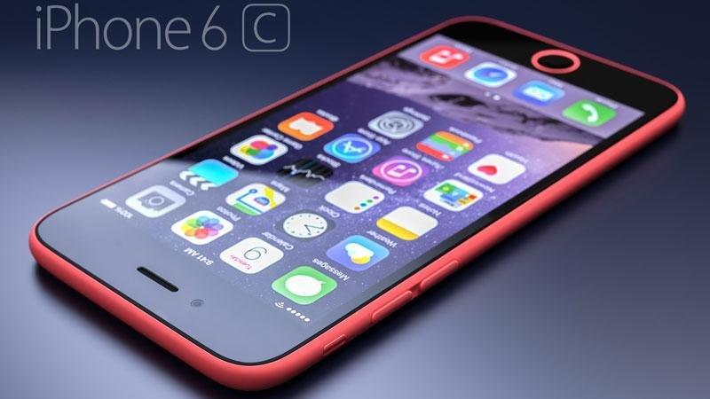Дизайн iPhone 6c