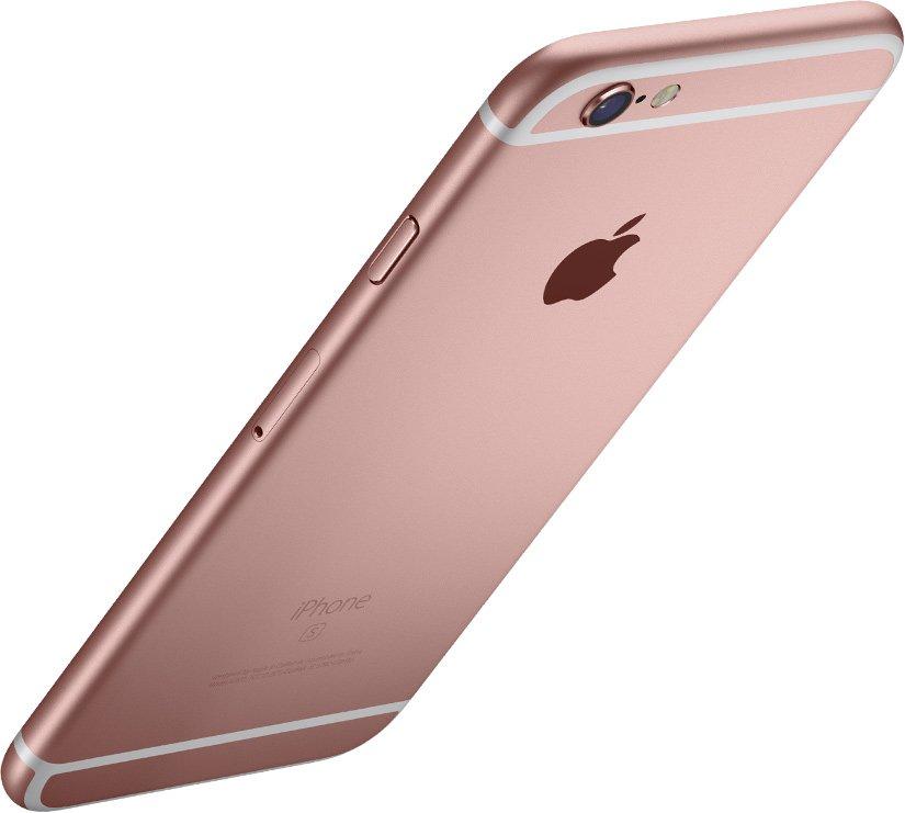Дизайн iPhone 6s