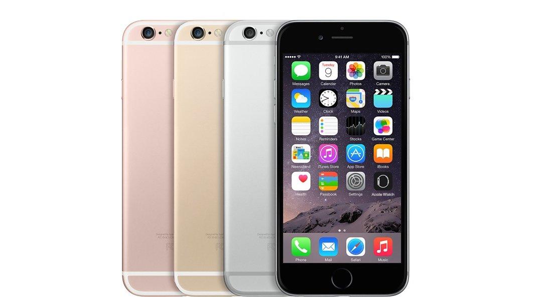 Новый iPhone 6s