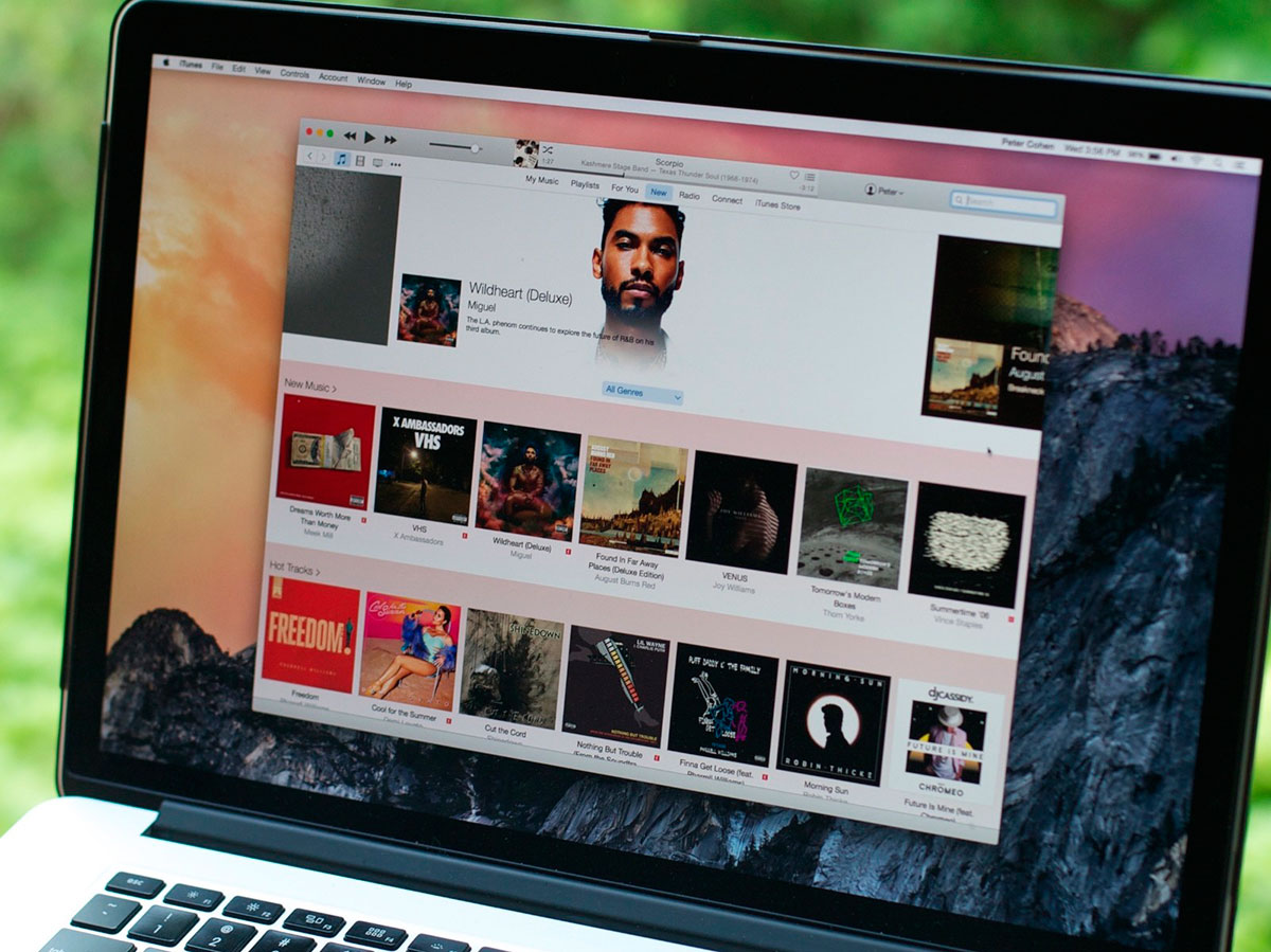 Вышел iTunes 12.3 с поддержкой iOS 9 и исправлением ошибок