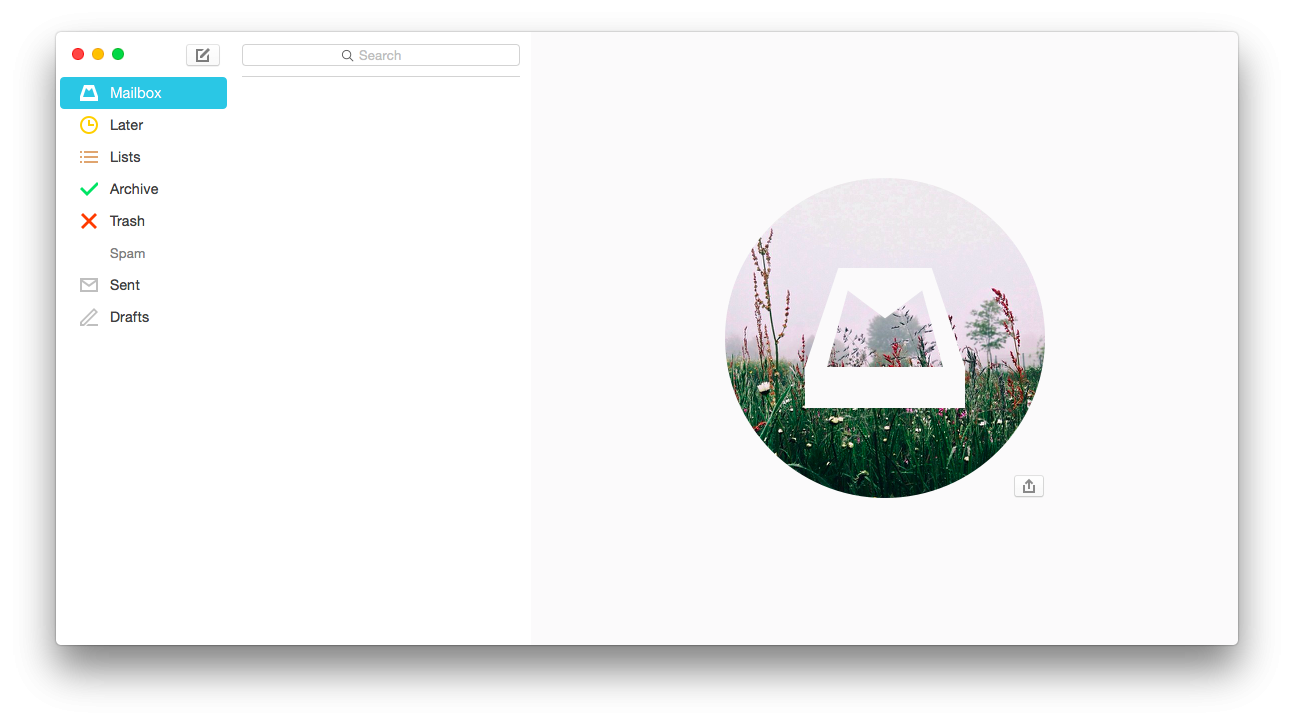 Дизайн Mailbox