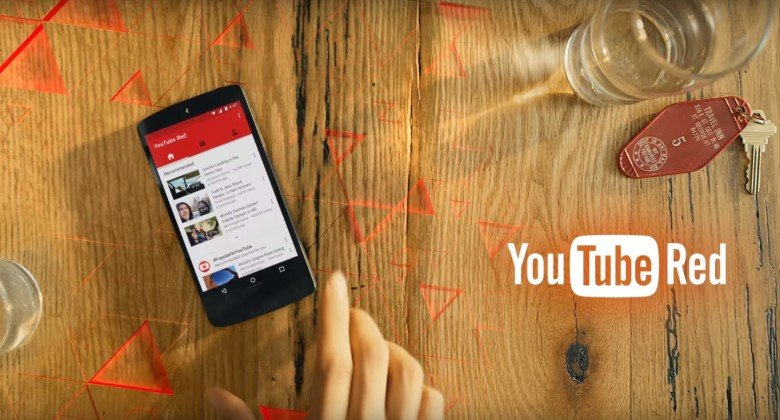 Подписка YouTube Red