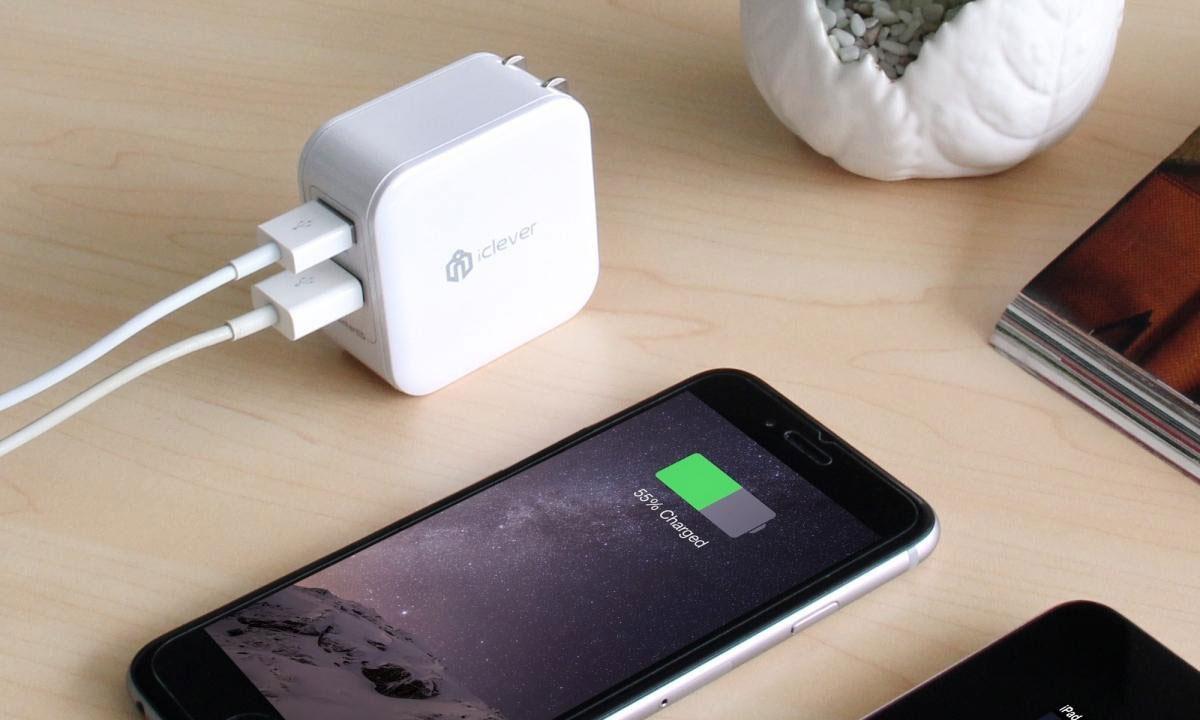 Как зарядить iPhone быстрее обычного?