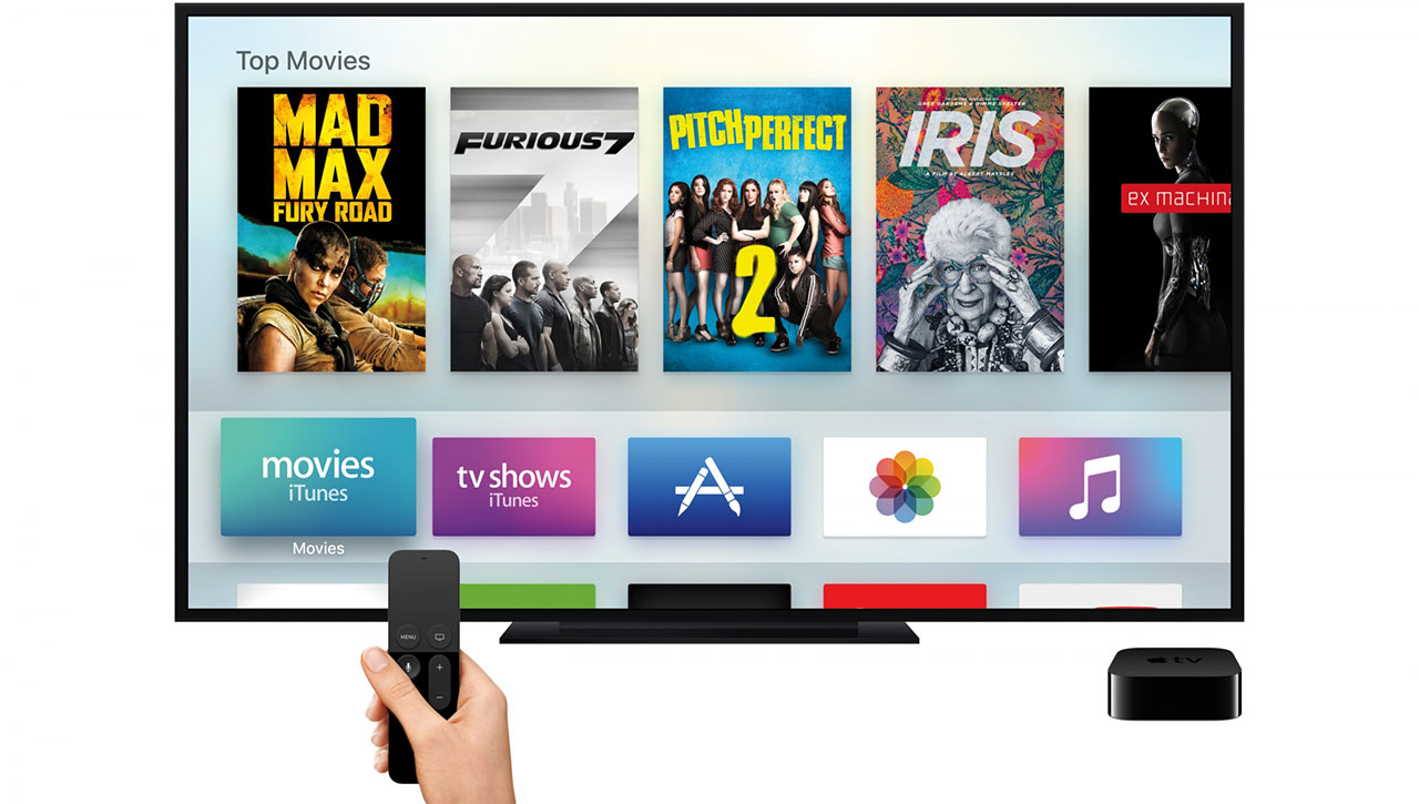 tvOS 9.2 на Apple TV
