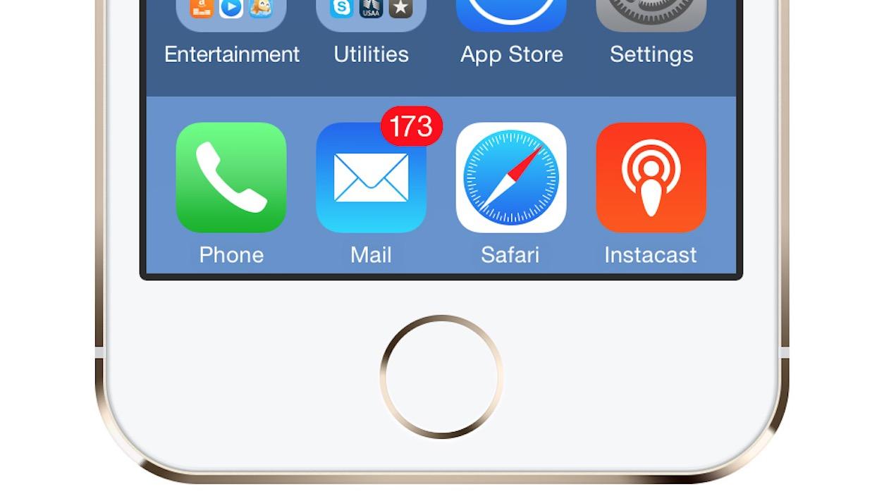Как просмотреть сразу все непрочитанные сообщения электронной почты на iPhone и iPad?