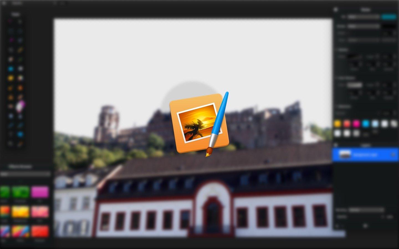 Pixelmator — лучшая альтернатива Adobe Photoshop для Mac