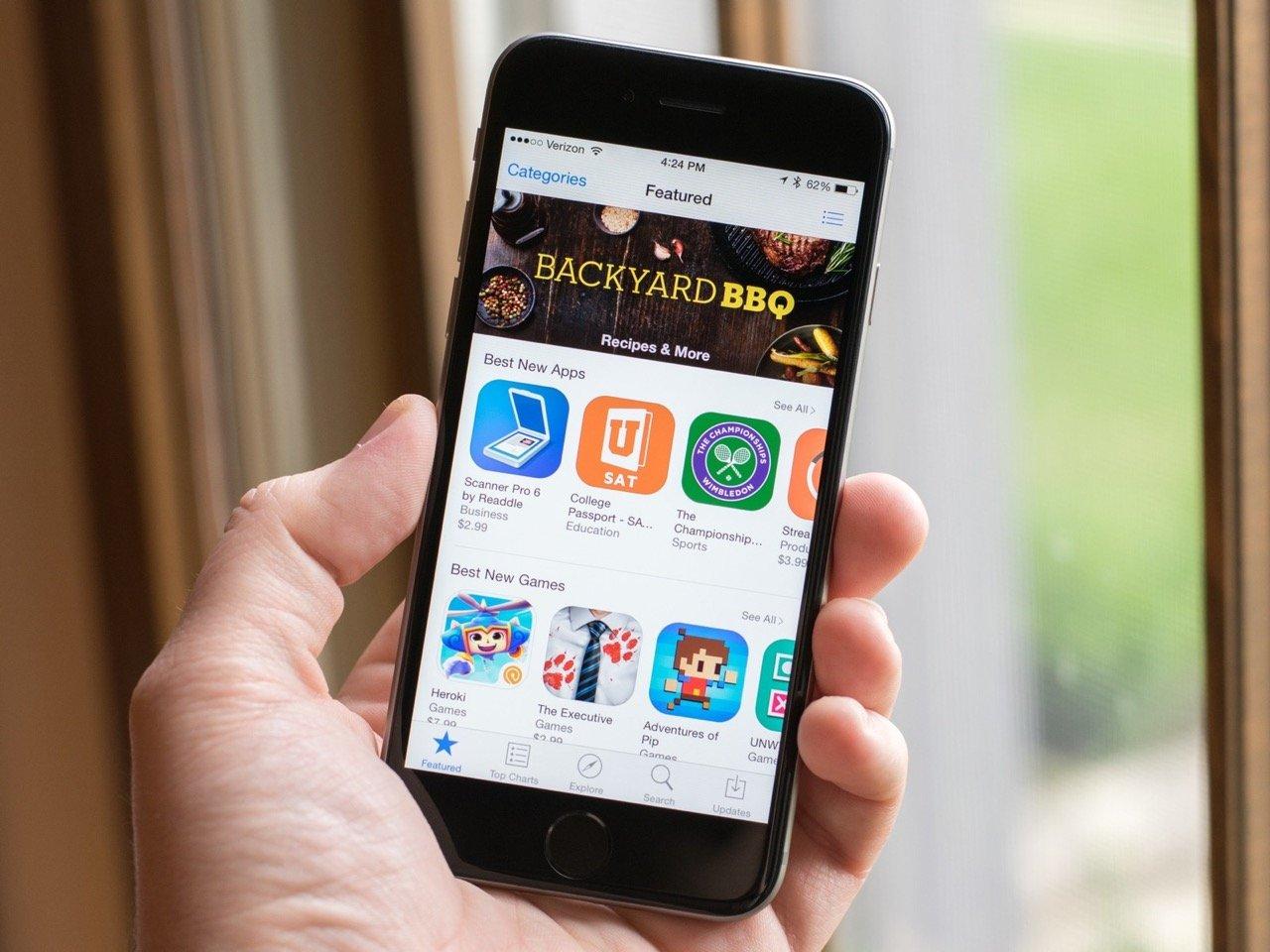 Новая схема монетизации контента в App Store – разработчикам предложат выкупить место в поисковой выдаче