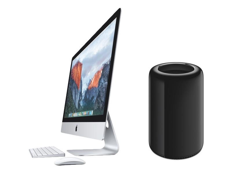 iMac и Mac Pro собираются обновить