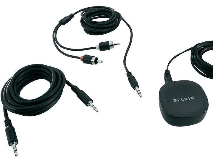 Belkin F8Z492cw FM-приёмник с управлением по bluetooth