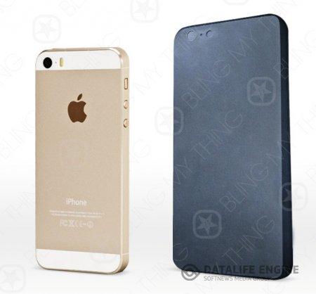 В сети появились фотографии макета iPhone 6