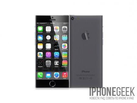 iPhone 6 в стиле iPod nano. Как это может выглядеть