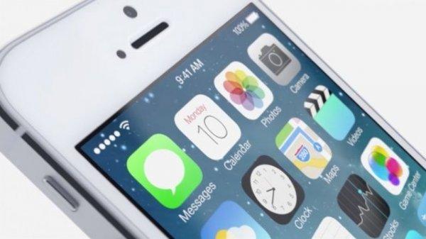 В iOS 7.1.1 обнаружена возможность совершать звонки и отправлять SMS с заблокированного устройства