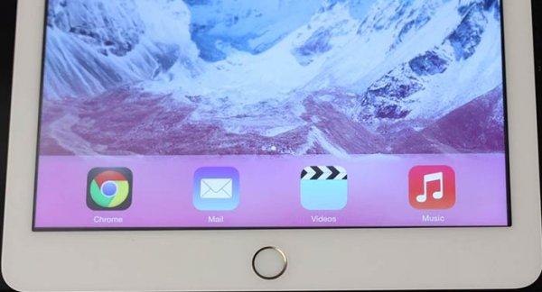 Сканер Touch ID получат все новые iPhone и iPad