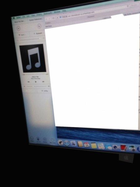 Первые фотографии OS X 10.10