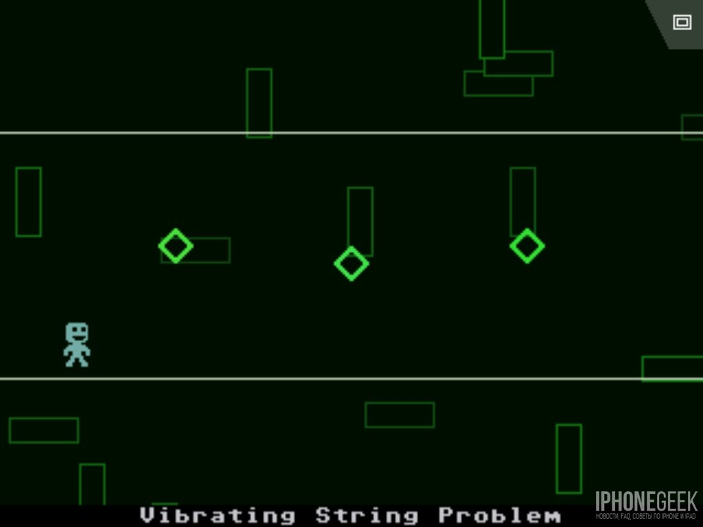 VVVVVV хардкорный платформер