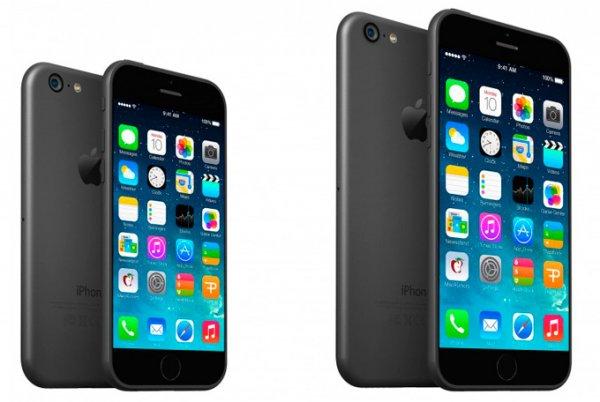 Блогер нашел характеристики iPhone 6 на официальном сайте Apple