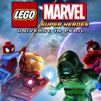 LEGO® Marvel™ Super Heroes - постер