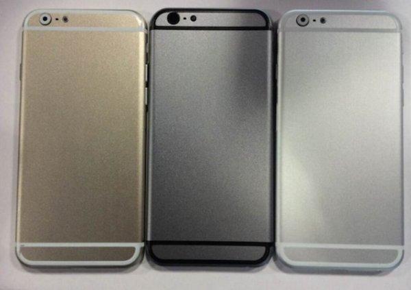 Реальный iPhone 6 будет выглядеть не так, как на макетах