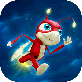 Firefly Runner - путешествие по сказочному лесу