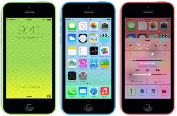 iPhone 5c станет по-настоящему бюджетным смартфоном после выхода iPhone 6