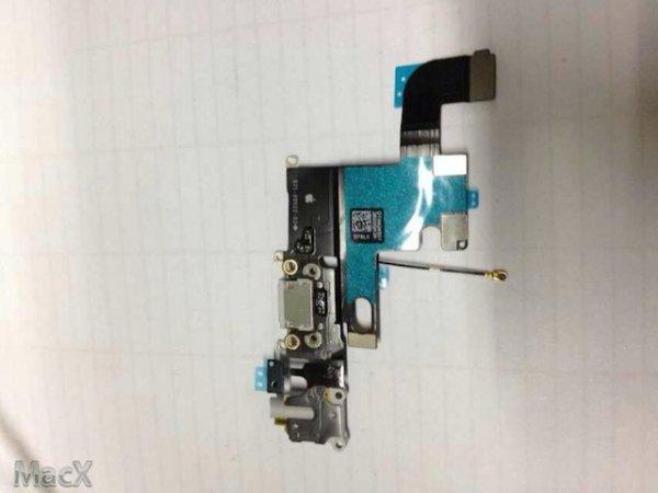 "С завода Foxconn ""утекли"" снимки порта Lightning и аудиоразъема iPhone 6"