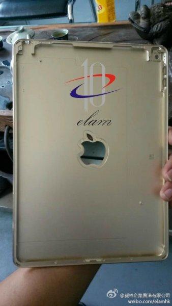 Новый iPad Air будет слегка отличаться от нынешнего