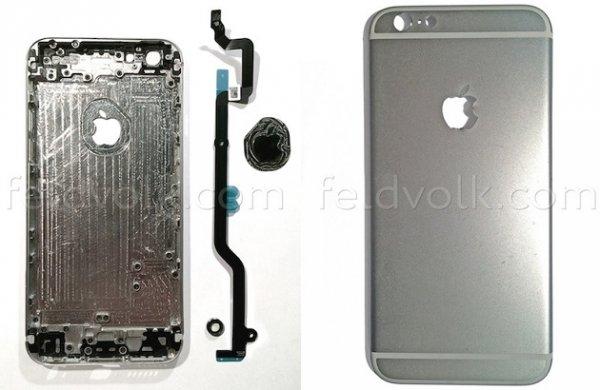 """В iPhone 6 будет логотип Apple из """"жидкого металла"""""""
