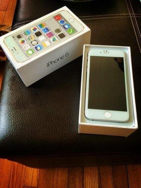 Фотографии упаковки iPhone 6