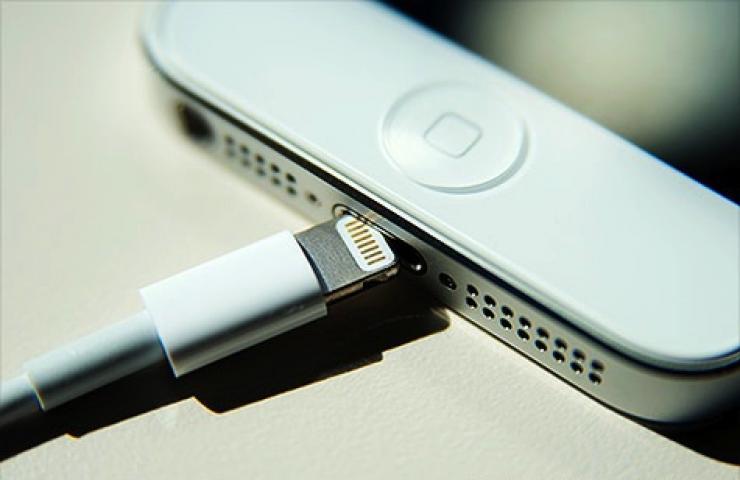Lightning-кабель для iPhone 5, 5c, 5s