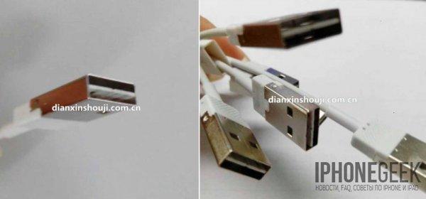 iPhone 6 получит новый кабель Lightning