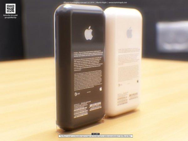 Как выглядит вкладыш из коробки iPhone 6